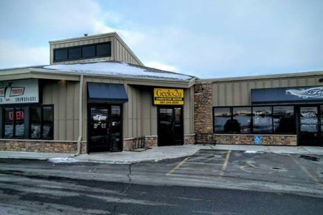 Campus Glass Mankato Location